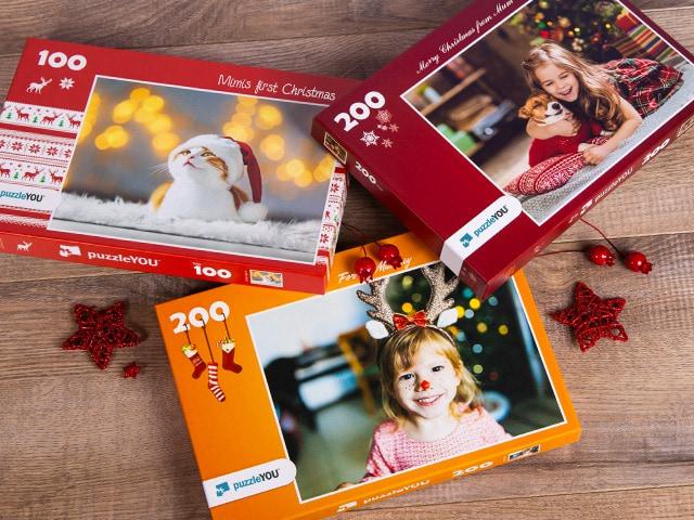 puzzleYOU Julklappar för hela familjen