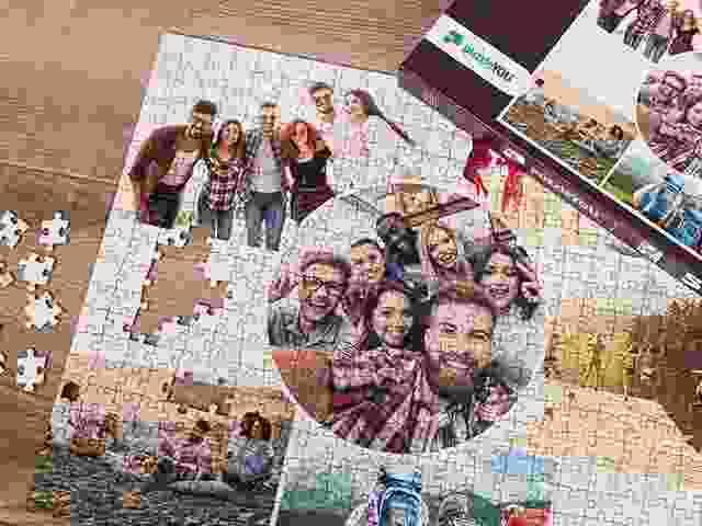 Layoutoversikt collage