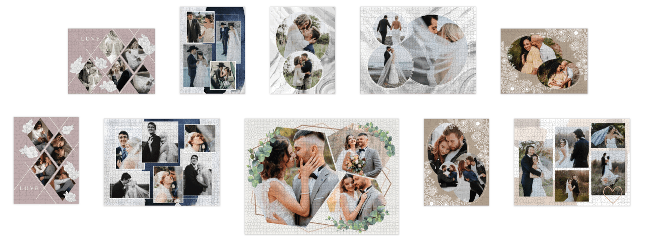 kärlek och bröllop-skrivbord